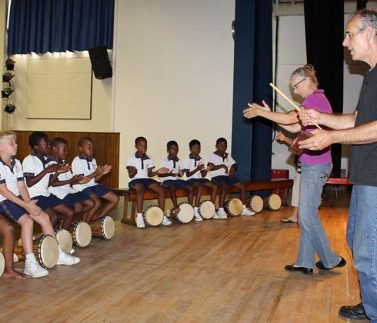 Talking-Drums-st-benedict-school